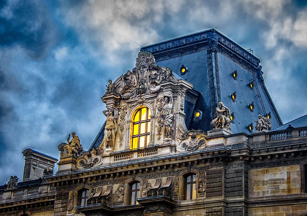 Paris 2018 john galbreath for Fenetre paris